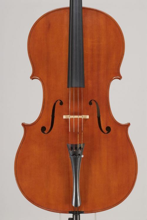 Michele Dobner Liutaio a Cremona Violoncello Andaluso Anno di realizzazione 2007