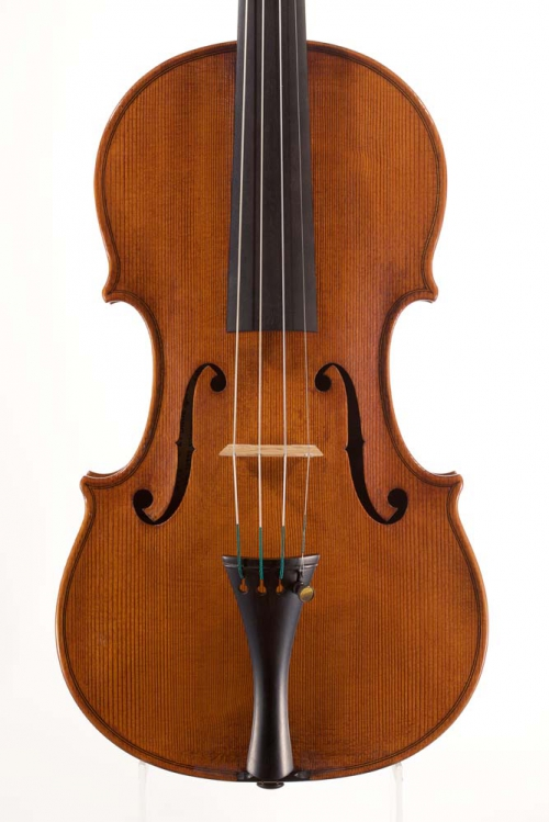 Michele Dobner Liutaio a Cremona Violino Mdello Guarnieri del Gesù Anno di realizzazione 2013
